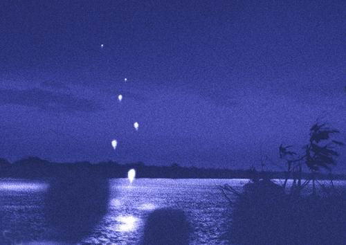 bukanklikunic.blogspot.com - Bola Api Yang Keluar Dari Sungai (disaksikan Jutaan Orang)